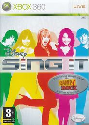 Disney: Sing It Xbox 360