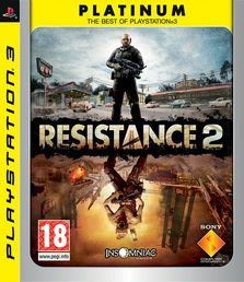 Resistance 2 Platinum PS3