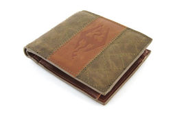 The Elder Scrolls V Skyrim Armor Leather Wallet Lompakko