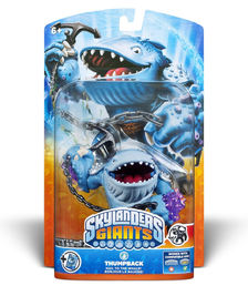 Skylanders Giants Adventure Thumpback lisähahmo