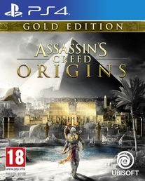 Assassins Creed Origins PS4 Gold Edition