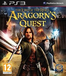 Lord of the Rings Aragorns Quest PS3