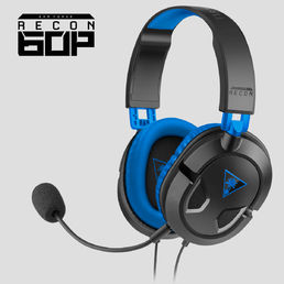 Turtle Beach 60P PC, PS3, PS4