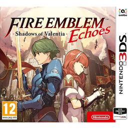 Fire Emblem Echoes - Shadows of Valentia 3DS