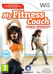 My Fitness Coach Dance Workout Wii