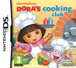 Doras Cooking Club DS
