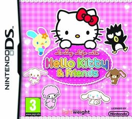Hello Kitty: Loving Life Nintendo DS