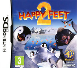 Happy Feet 2 Nintendo DS