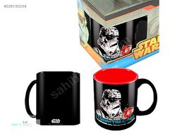Star Wars Stormtrooper Black Mug
