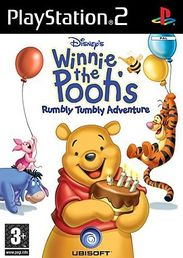 Winnie the Poohs Rumbly Tumbly Adventure PS2