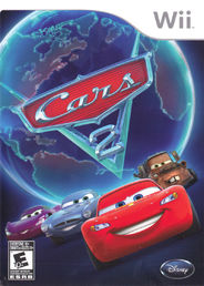 Cars 2: The Videogame Wii