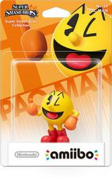amiibo Super Smash Bros. PAC-MAN hahmo