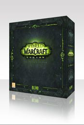 World of Warcraft Legion Collectors Edition PC