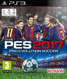Pro Evolution Soccer 2017 PS3