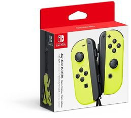 Joy-Con Pair Neon Yellow
