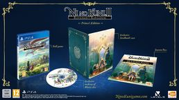 Ni No Kuni II Revenant Kingdom Princes Edition PS4