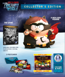 South Park: The Fractured But Whole Collector's Edition Xbox One
