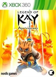 Legend of Kay Anniversary Xbox 360