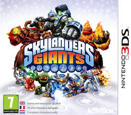 Skylanders Giants 3DS