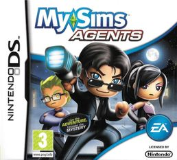 MySims Agents Nintendo DS