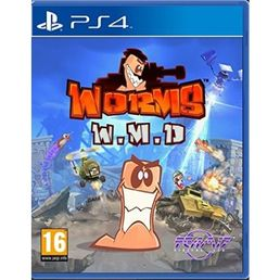 Worms - Weapons of Mass Destruction PS4