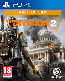 Tom Clancy´s The Division 2 Gold Edition PS4
