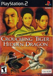 Crouching Tiger Hidden Dragon PS2