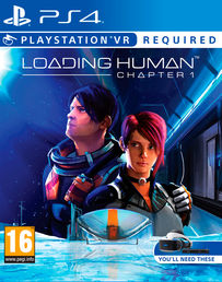 Loading Human Chapter 1 PS4 VR