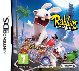 Rabbids Go Home Nintendo DS