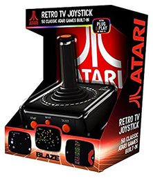 Atari Retro TV Plug & Play Joystick