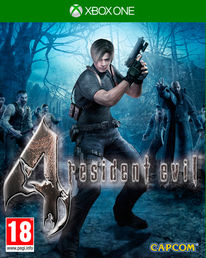 Resident Evil 4 HD Xbox One (US Import)