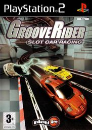 Grooverider Slot Car Racing PS2