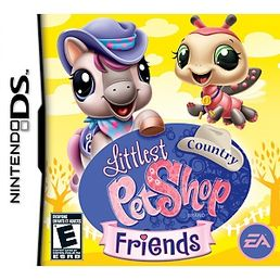 Littlest Pet Shop: Country Nintendo DS