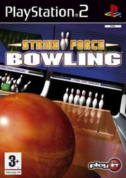 Strike Force Bowling PS2
