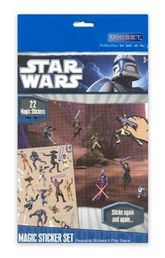 Star Wars Magic Stickers Set