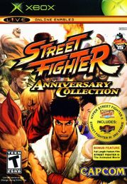 Steet Fighter Anniversary XBOX