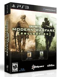Call Of Duty Modern Warfare 1 + 2 PS3