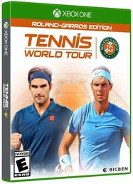 Tennis World Tour Roland Garros Edition Xbox One