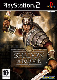Shadow of Rome PS2