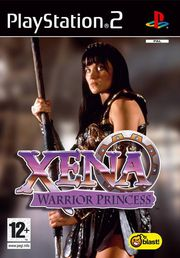Xena Warrior Princess PS2