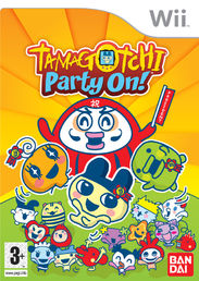Tamagotchi Party On!! Wii