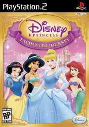 Disney Princess PS2