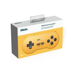 8Bitdo SN30 Yellow Edition Controller
