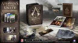 Assassin's Creed: Unity Bastille Edition PS4