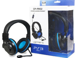 CP-PRO2 Stereo Gaming Headset PS3 4Gamers