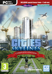 Cities Skylines Complete Edition PC