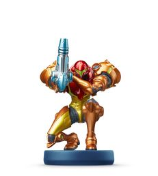 amiibo Metroid Samus Returns Collection Samus Aran hahmo