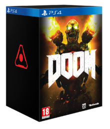 Doom Collector's Edition PS4