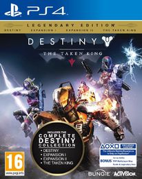 Destiny The Taken King: Legendary Edition PS4