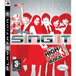 High School Musical 3 Sing It PS3
